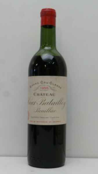 Chateau Haut Batailley 1955