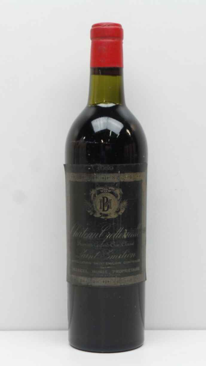 Chateau Trottevieille 1959