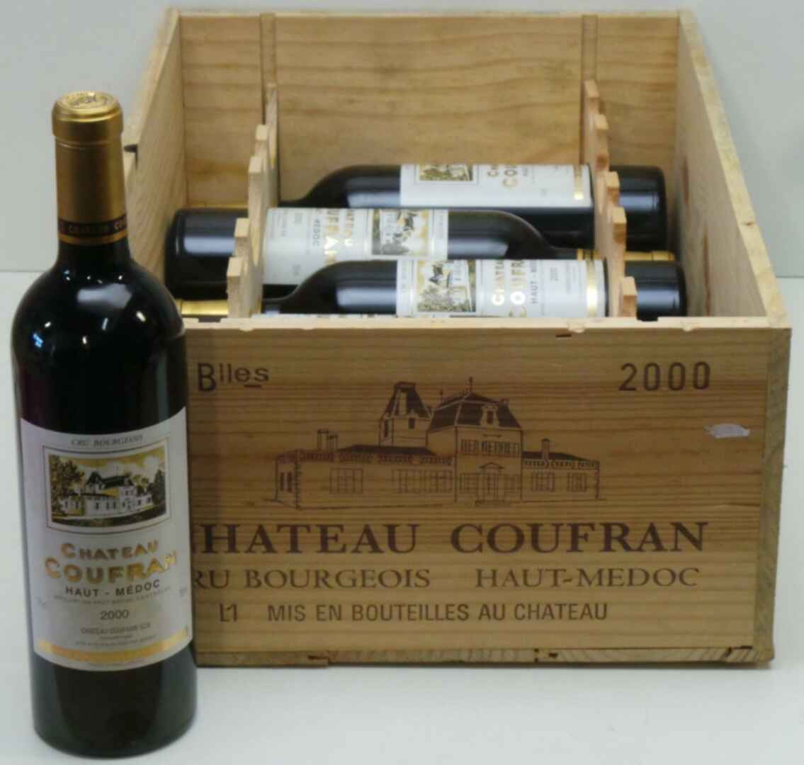 Chateau Coufran 2000