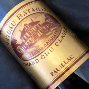 Chateau batailley 1983