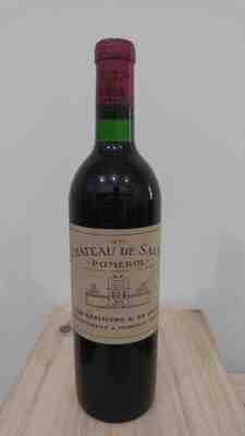 Chateau de Sale 1970