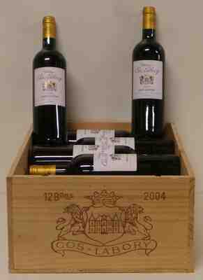 Chateau cos labory 2004