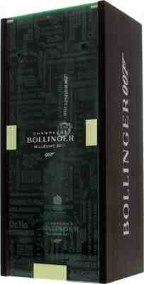 Bollinger , Bond Limited Edition , 2011