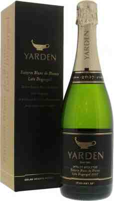 Golan Heights Winery Yarden Katzrin Blanc De Blancs Late Disgorged 2007