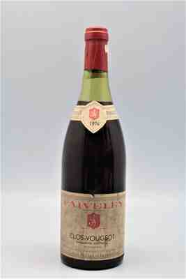 Faiveley , Clos Vougeot Grand Cru , 1976