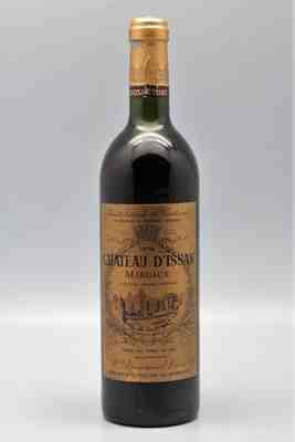 Chateau d'issan chateau d'issan 1978